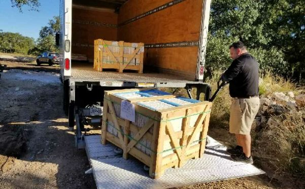 San Antonio Austin Flooring Tile Delivery